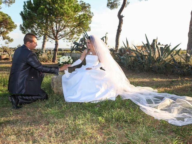 Le mariage de Mathieu et Melissa à Manduel, Gard 53