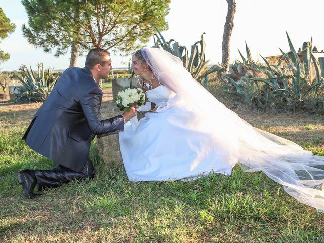 Le mariage de Mathieu et Melissa à Manduel, Gard 54