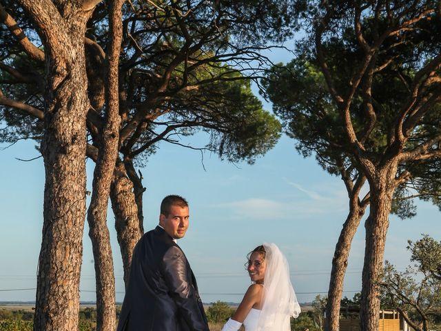 Le mariage de Mathieu et Melissa à Manduel, Gard 55