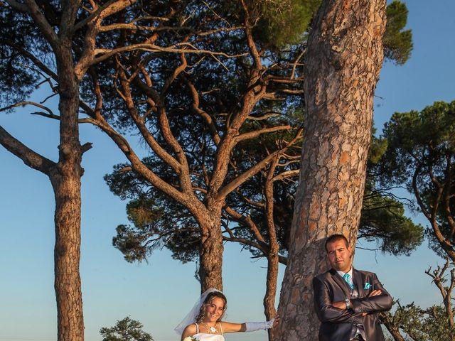 Le mariage de Mathieu et Melissa à Manduel, Gard 56