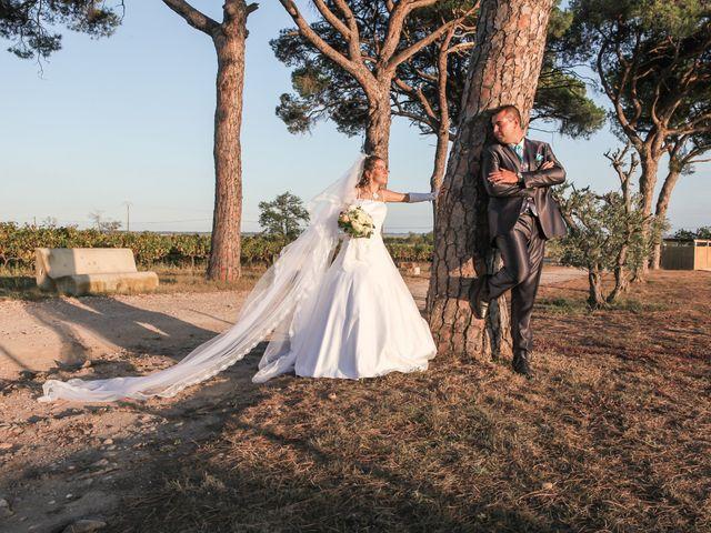 Le mariage de Mathieu et Melissa à Manduel, Gard 57