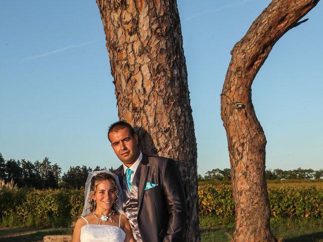Le mariage de Mathieu et Melissa à Manduel, Gard 59