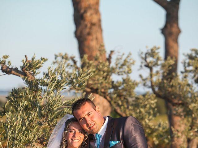Le mariage de Mathieu et Melissa à Manduel, Gard 61
