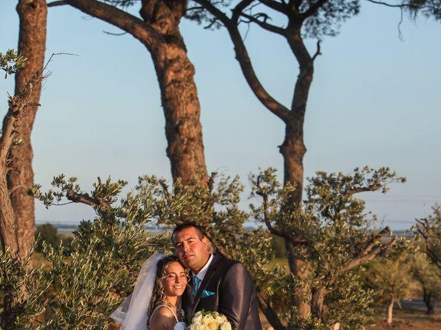 Le mariage de Mathieu et Melissa à Manduel, Gard 62
