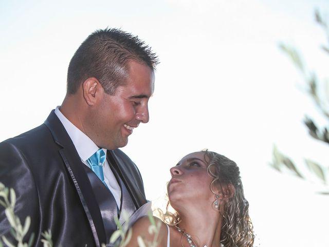 Le mariage de Mathieu et Melissa à Manduel, Gard 63