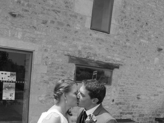 Le mariage de Vincent et Virginie à Aigonnay, Deux-Sèvres 8