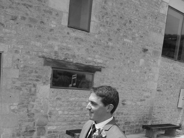 Le mariage de Vincent et Virginie à Aigonnay, Deux-Sèvres 9