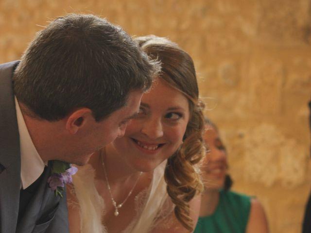 Le mariage de Vincent et Virginie à Aigonnay, Deux-Sèvres 1