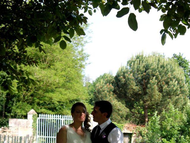Le mariage de Vincent et Virginie à Aigonnay, Deux-Sèvres 20