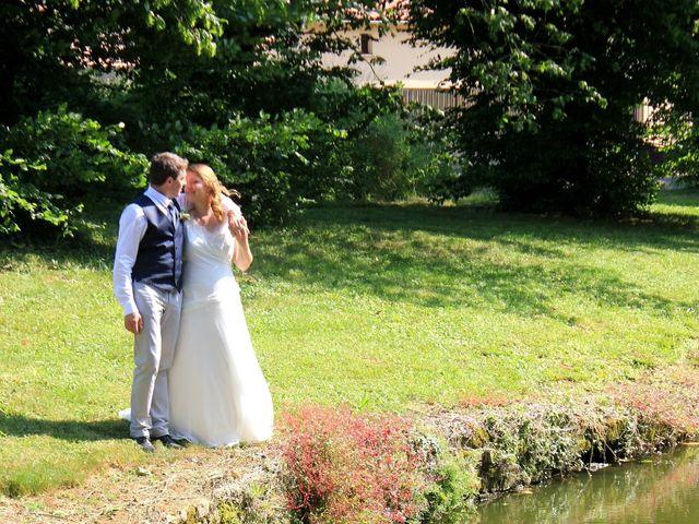 Le mariage de Vincent et Virginie à Aigonnay, Deux-Sèvres 23