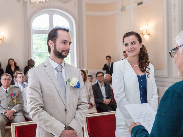 Le mariage de Alexandre et Claire à Cabanac-et-Villagrains, Gironde 6