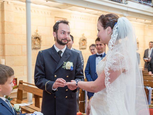 Le mariage de Alexandre et Claire à Cabanac-et-Villagrains, Gironde 10