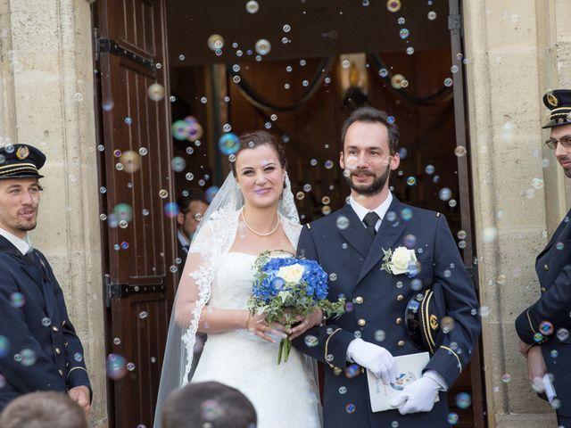 Le mariage de Alexandre et Claire à Cabanac-et-Villagrains, Gironde 11