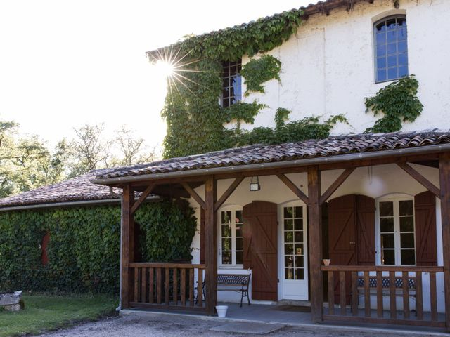 Le mariage de Alexandre et Claire à Cabanac-et-Villagrains, Gironde 15