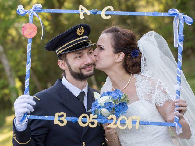 Le mariage de Alexandre et Claire à Cabanac-et-Villagrains, Gironde 17