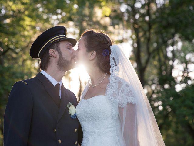 Le mariage de Alexandre et Claire à Cabanac-et-Villagrains, Gironde 23