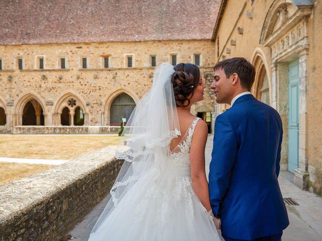 Le mariage de Arnaud et Marie à Changé, Sarthe 20