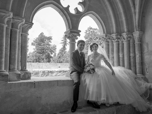 Le mariage de Arnaud et Marie à Changé, Sarthe 23