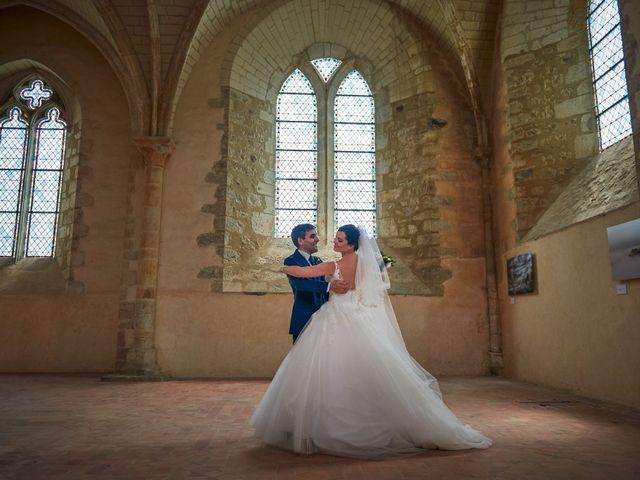 Le mariage de Arnaud et Marie à Changé, Sarthe 25