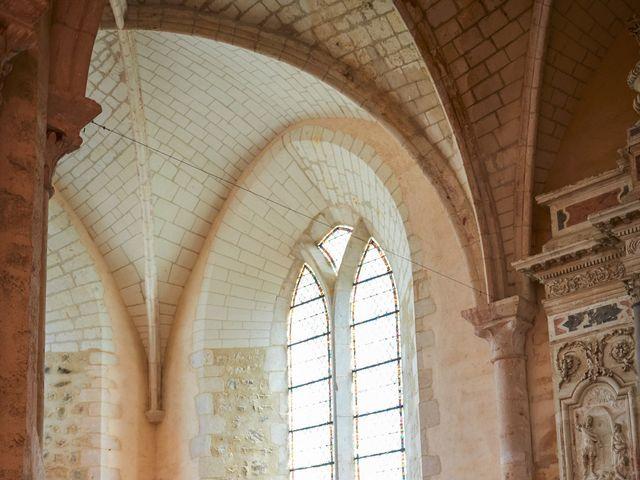 Le mariage de Arnaud et Marie à Changé, Sarthe 28
