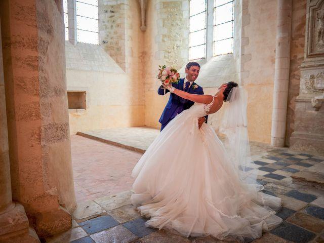 Le mariage de Arnaud et Marie à Changé, Sarthe 29
