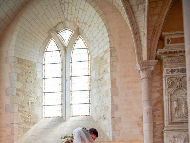 Le mariage de Arnaud et Marie à Changé, Sarthe 30