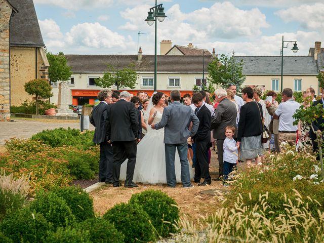 Le mariage de Arnaud et Marie à Changé, Sarthe 38