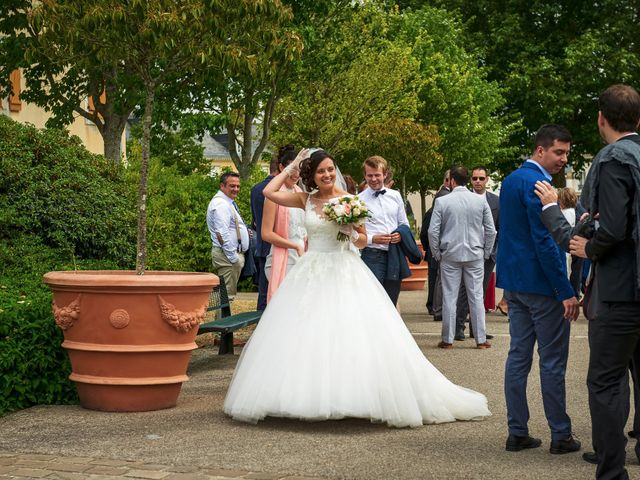 Le mariage de Arnaud et Marie à Changé, Sarthe 40