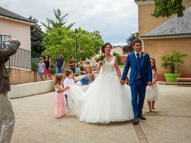 Le mariage de Arnaud et Marie à Changé, Sarthe 41