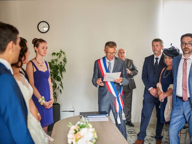 Le mariage de Arnaud et Marie à Changé, Sarthe 44
