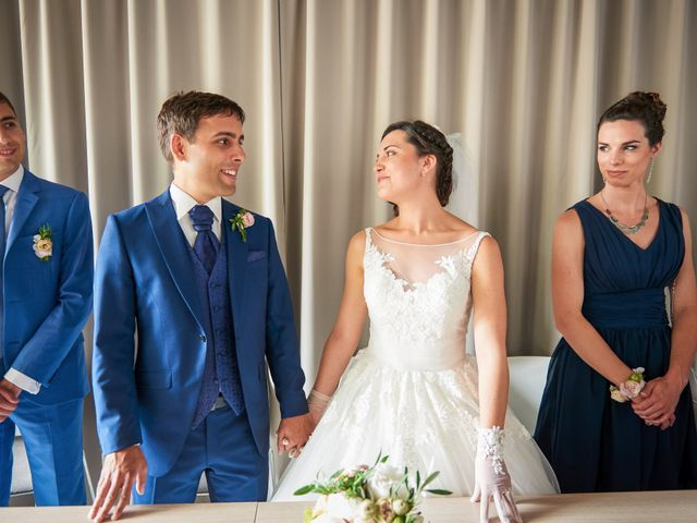 Le mariage de Arnaud et Marie à Changé, Sarthe 45
