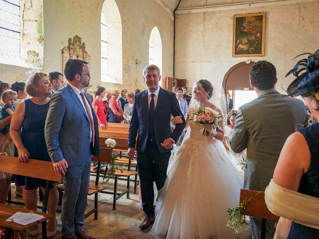 Le mariage de Arnaud et Marie à Changé, Sarthe 56