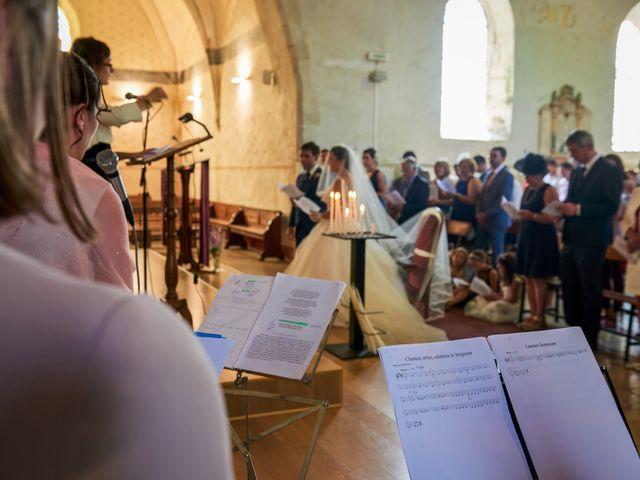 Le mariage de Arnaud et Marie à Changé, Sarthe 61