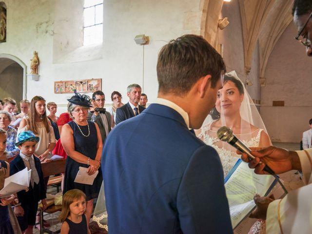 Le mariage de Arnaud et Marie à Changé, Sarthe 74
