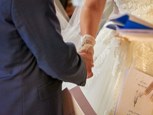 Le mariage de Arnaud et Marie à Changé, Sarthe 75