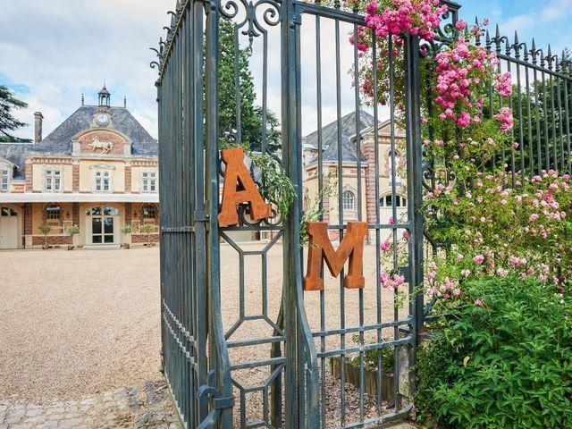 Le mariage de Arnaud et Marie à Changé, Sarthe 85