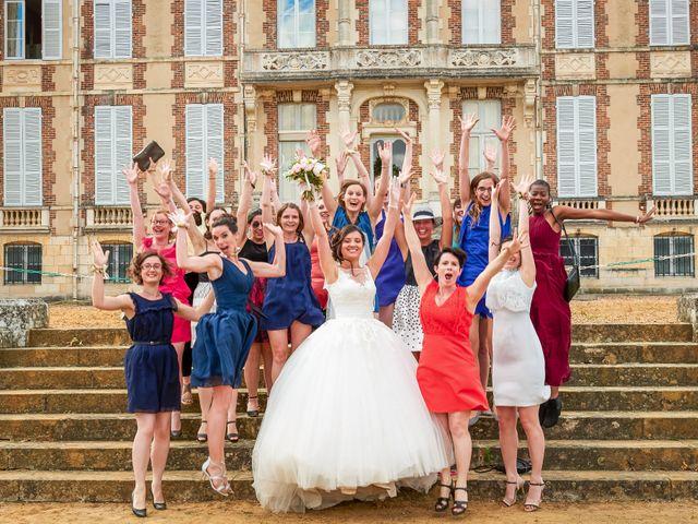 Le mariage de Arnaud et Marie à Changé, Sarthe 93