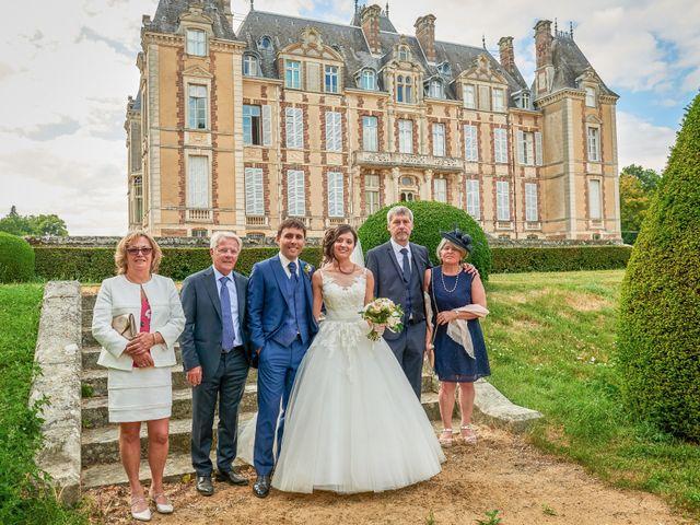 Le mariage de Arnaud et Marie à Changé, Sarthe 95