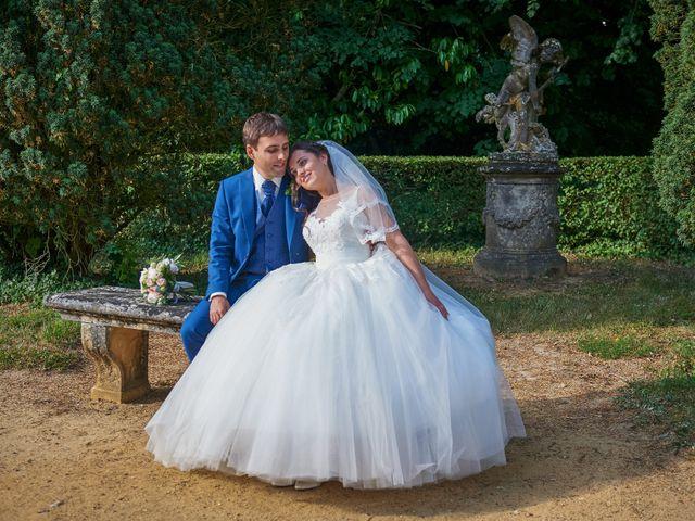 Le mariage de Arnaud et Marie à Changé, Sarthe 103