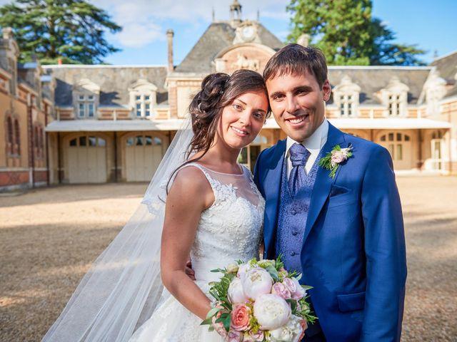 Le mariage de Arnaud et Marie à Changé, Sarthe 106