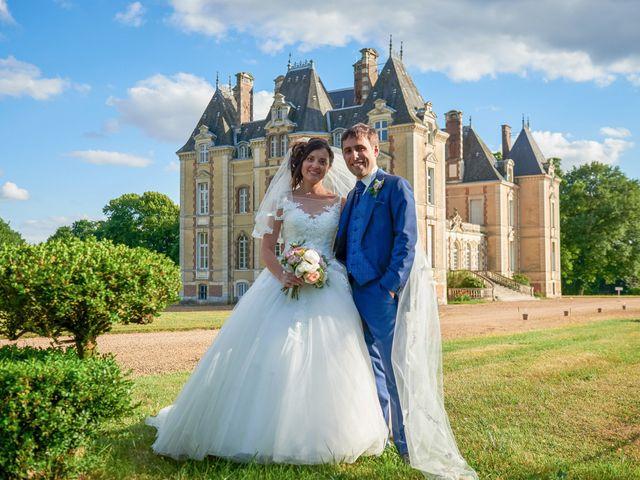 Le mariage de Arnaud et Marie à Changé, Sarthe 107