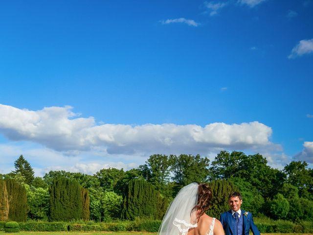 Le mariage de Arnaud et Marie à Changé, Sarthe 109