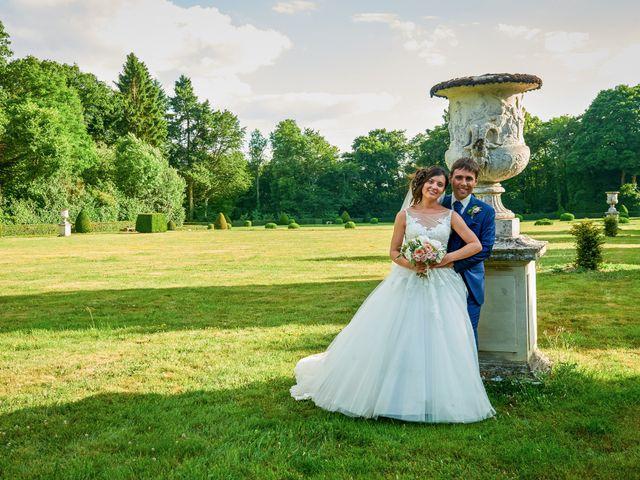 Le mariage de Arnaud et Marie à Changé, Sarthe 110