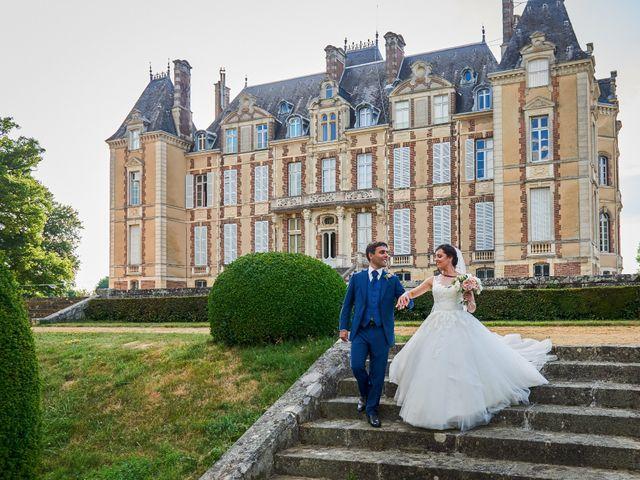 Le mariage de Arnaud et Marie à Changé, Sarthe 113