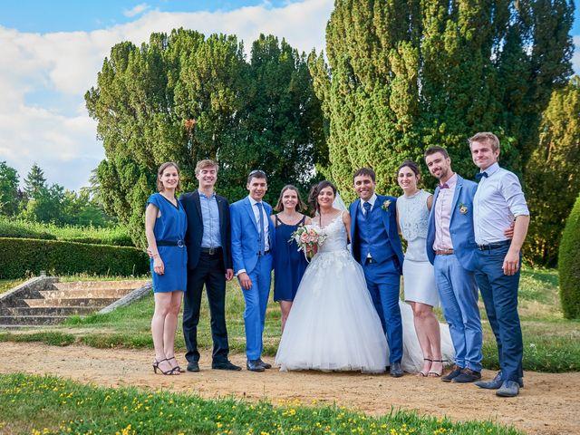 Le mariage de Arnaud et Marie à Changé, Sarthe 114