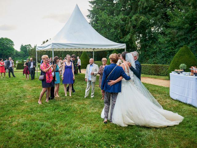 Le mariage de Arnaud et Marie à Changé, Sarthe 119