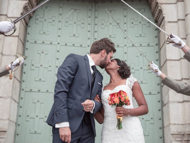 Le mariage de Sandrine et Nicolas