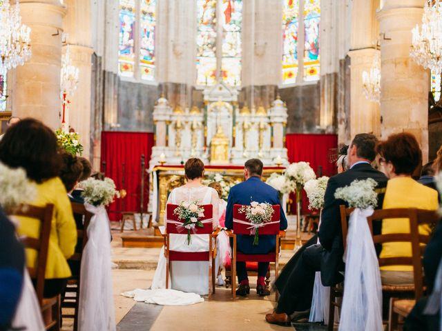 Le mariage de Fred et Maud à Méry-sur-Oise, Val-d'Oise 9