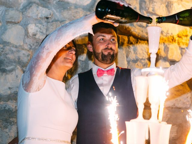 Le mariage de Maud et Fred