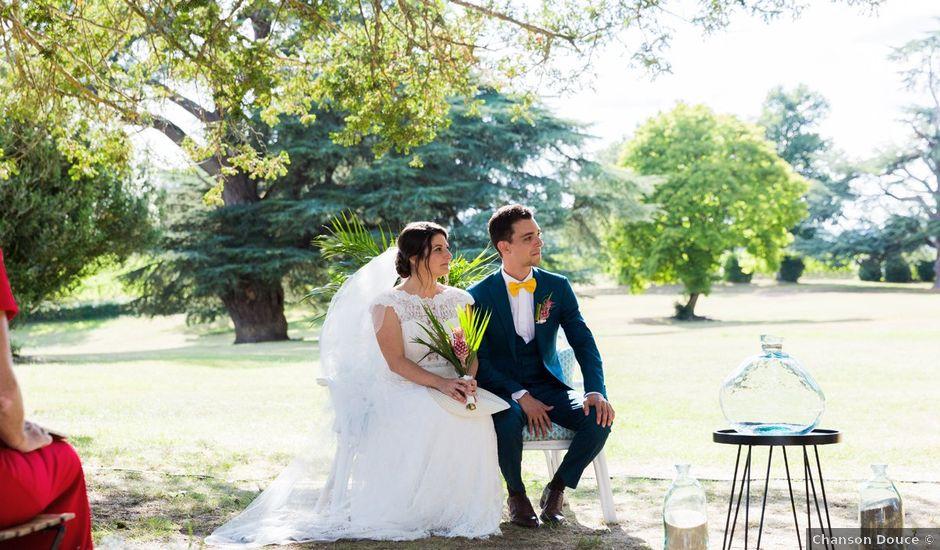 Le mariage de Xavier et Chloe à Lignan-de-Bordeaux, Gironde